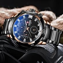 KADEMAN Top Brand Luxury LED Multi-Function Relogio Masculino Mens Watch Outdoor Sports Waterproof Steel Strap Watch Men reloj все цены