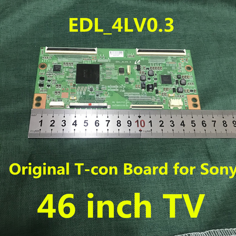 "Original SONY KDL-46W5500 Logic Board 46NN-MB4C6LV0.6 for 46/"" TV #T5007 YS"