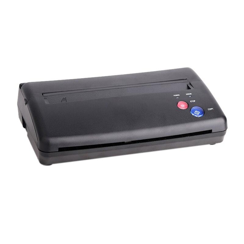 Tattoo Transfer Copy Machine Printer Drawing Thermal Stencil Copier For Tattoo Transfer Paper Supply EU Plug