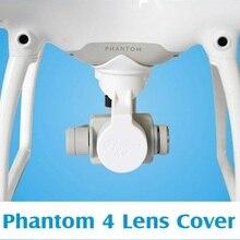 Для DJI Phantom 4 гидростабилизатор камеры Камера защитная крышка, пылезащитная крышка и защищенная от царапин чехол для DJI Phantom 4 Камера Drone