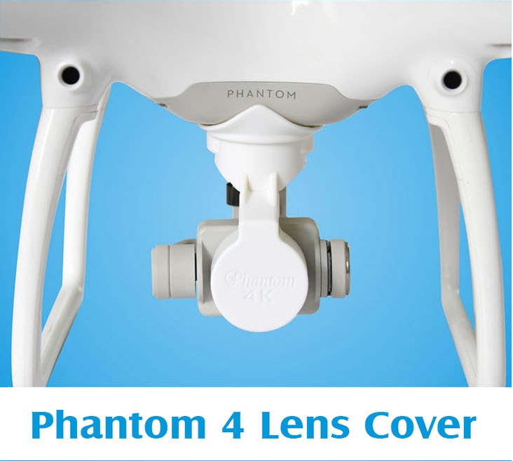 For DJI Phantom 4 Gimbal Guard Camera Protector Cover Dustproof Cover Scratchproof Case For DJI Phantom 4 Camera Drone