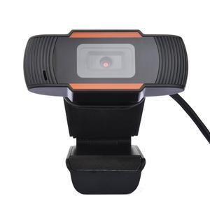 1 шт. веб-камера 720P Full Hd веб-камера для потокового видео, прямая трансляция камера с стереоцифровым микрофоном