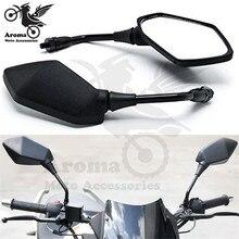 10mm 8mm screw dirt pit bike rear-view motocross part ATV Off-road motorbike rearview mirror motorcycle accessories moto mirrors