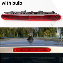 MZORANGE Third Brake Light For Peugeot 206 207 Citroen C2 Car High Positioned Mounted Additional Rear Stop Lamp Quality