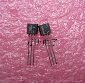 Image 2 - Оригинальный новый продукт A1015 C1815 2SA1015 2SC1815 Y, сделано в Японии, 10 пар