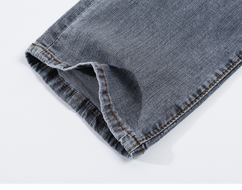 KSTUN New Arrivals Mens Jeans Brand Slim Straight Regular Fit  Stretch 2020 Summer Denim Pants Jeans Men Vintage Cowboys Top Quality 18