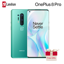 OnePlus 8pro 5G Mobile Phone Snapdragon 865 48MP Quad Rear Camera 6.78'' 120Hz P