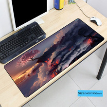 lava Tree Mouse Pad Large Pad for Rubber Laptop Mouse Notbook