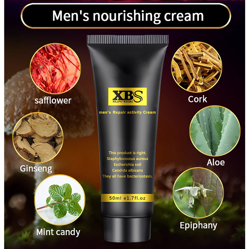 New Strong Man Titanium Gel Xxl Cream Penis Enlargement Cream Increase Growth Dick Size Titan Extender Sexual Products Sex Pills image