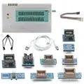 New V8.51 TL866II Plus Universal Minipro Programmer+10 Adapters+Test Clip TL866 PIC Bios High Speed Programmer