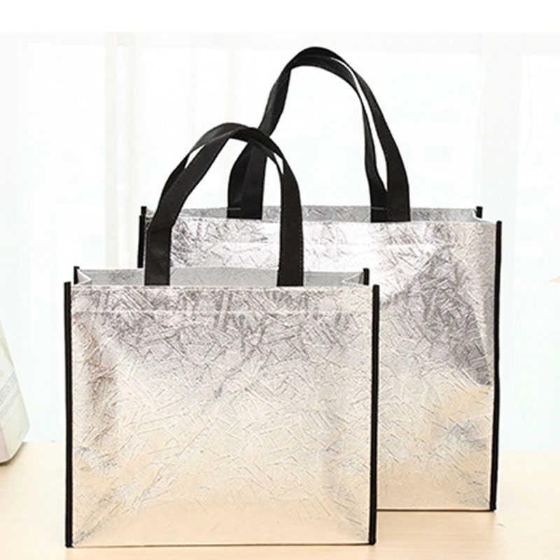 Reusable Canvas Shopping Bag Women Large Capacity Storage Bags Handbag Totes New