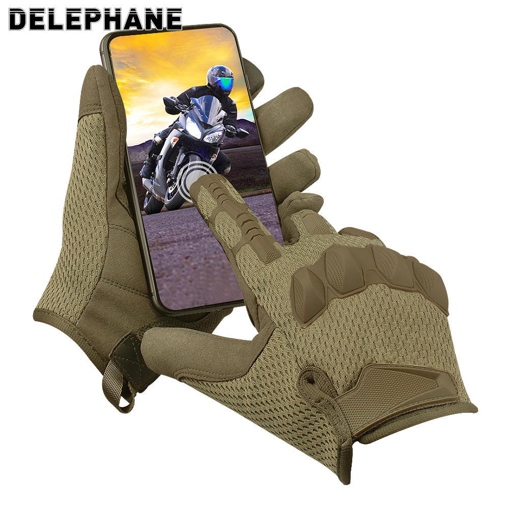 Winter Male Military Tactical Gloves Men Women Phone Touchscreen Driving Gloves Camouflage Glove Cycling Climbing Riding