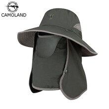 Chapéus de verão upf50 + para mulheres e homens, chapéu de balde com aba de pescoço, proteção uv, aba longa e larga tampas de pesca para caminhadas