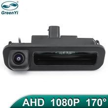 GreenYi 170 градусов 1920x1080P HD AHD ночное видение Автомобильная камера заднего вида для Ford Focus 2012 2013 для Focus 3 автомобиля