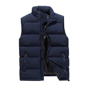 Image 5 - 3 個フード付き冬スーツ男性セット厚く暖かいベストパーカーパンツスーツジッパースポーツウェアセットメンズジョガーパーカースポーツスーツ