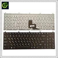 러시아어 키보드 DNS C5500 W765K W76T 118732 Clevo K107 W150HN X8100 MP-08J46SU-430 MP-08J46SU-4302 6-80-X5100-280-1 RU