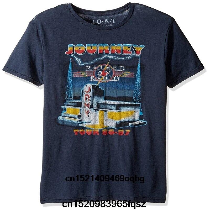 2XL Silver T-Shirt Journey Japan 81 S M XL L