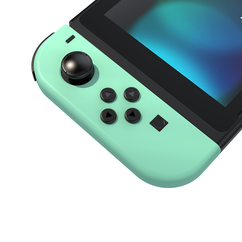 lowest price Animal Crossing for Switch joycon shell Full set with color button for Nintend Switch NS Controller JoyCon console switch shell