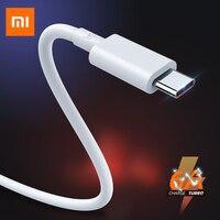 Xiaomi – câble Usb type-c 40w, 33w, 20w, 6A pour recharge rapide, compatible avec Poco M2 Pro, F2 Pro, X2, Mi 10t, Note 10 Lite, CC9 Pro