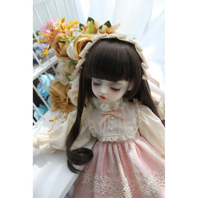 [wamami] Lolita Dress Skirt For 1/6 1/4 MSD YOSD BJD Doll Dollfie Outfits