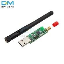 Drahtlose Zigbee CC2531 Sniffer software protokoll analyse Bare Board Paket Protokoll Analyzer Modul Usb schnittstelle 4,0 Bluetooth Modul mit Antenne