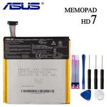 цена на Original ASUS C11P1304 Battery For ASUS MEMO PAD HD 7 ME173X K00U K00B HD7 3950mAh