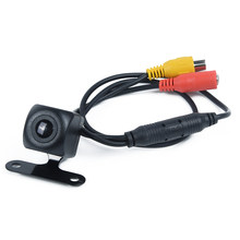 180 Degree Car Rear View Reverse Backup Parking Camera Waterproof HD Fisheye Cam Brand New And High Quality(China)