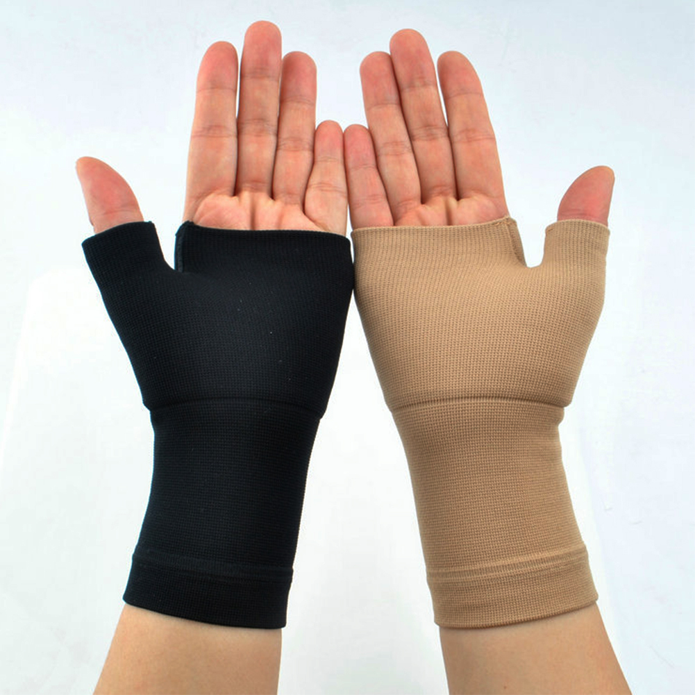 2pcs Arthritis Thumb Medical Tendonitis Corrector Gloves Hand Instability Wrist Support Compression Sleeve Sprains Joint Pain