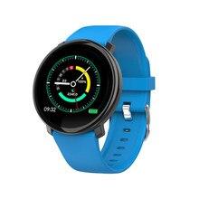 Relógio inteligente m31 toque completo ip67 à prova dmultiple água vários esportes inteligente pulseira modo diy smartwatch rosto para android & ios