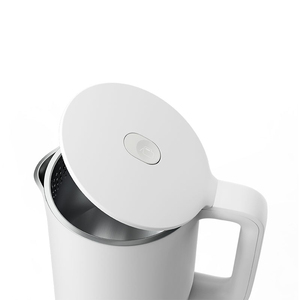Image 3 - XIAOMI MIJIA Electric Water Kettle 1A Tea Pot 1.5L Instant Heating Electric Wired Kettle Auto Power off Stainless fast boiling