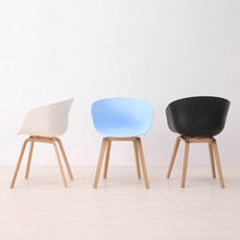Nordic Creative Plastic Wrought Iron Chairs Dining Chairs for Dining Rooms Modern Living Room Furniture Bedroom Plastic Chairs