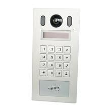 DH VTO6221E-P PoE(802 3af) IP Metal Apartmen doorbell Door Phone doorbell IP Video Intercom call to phone app SIP firmware cheap XHJYVISION Wired Hands-free CMOS None Aluminum H 138° V 78° D 158° 200mm*98mm*32mm EU Plug US Plug AU Plug UK Plug DC 12V PoE(802 3af)