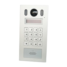 DH VTO6221E P PoE(802.3af) IPโลหะอพาร์ทเมนDoorbellประตูโทรศัพท์DoorbellวิดีโอIP Intercom, call Toโทรศัพท์App,SIPเฟิร์มแวร์