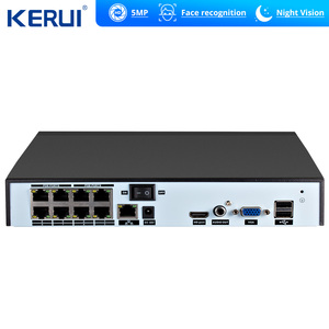 Image 3 - KERUI Face Recognition POE NVR 8CH 5MP Wireless NVR Security Camera System Outdoor IR CUT CCTV Video Surveillance Video Recorder