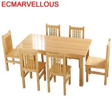 Masasi De Salle Manger Moderne A Langer Room Comedor Set Tavolo Marmol Shabby Chic Wood Tablo Bureau Desk Mesa Dining Table
