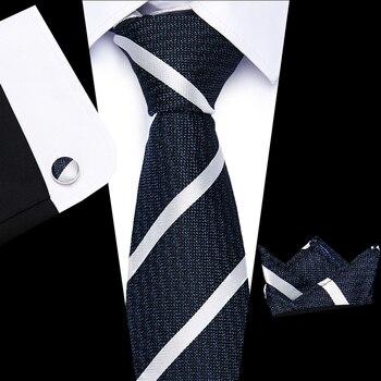 3 PCS Men  tie and Handkerchief Set Bowtie Slim Necktie Corbatas Hombre Pajaritas Cravate Homme Noeud Papillon Man cartoon fish doodle print tie bowtie and handkerchief