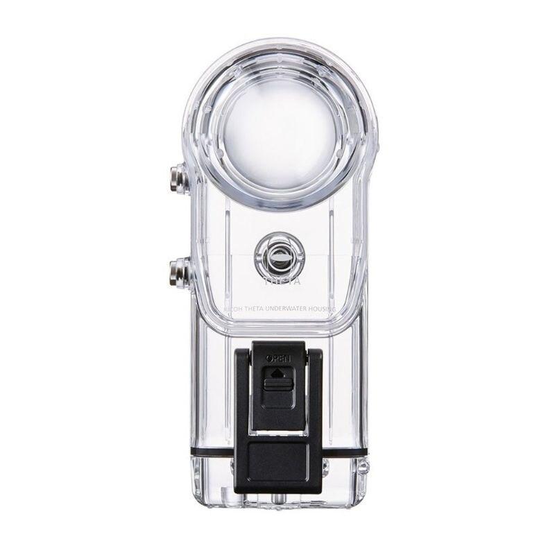 30M boîtier étanche boîtier de plongée coque pour RICOH Theta V/Theta S/SC360