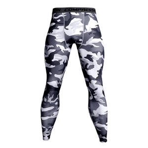 Trousers Skinny-Pants Meskie Camouflage High-Quality Mens Fashion Gym Are Casual Spodnie