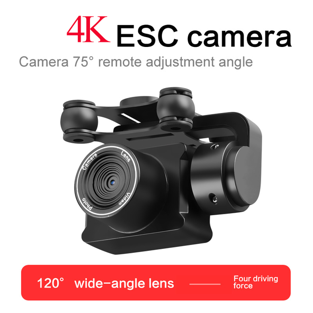 S32T Mini Drone RC Quadcopter With 4K HD ESC Camera Wide-Angle Professional Aerial Photography 360° Roll Helicopter Kids Gift 3