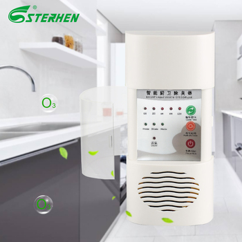 STERHEN Portable Ozone Generator Air Purifier 110-240V Air Cleaner Oxygen Ionizer Generator Sterilization Disinfection