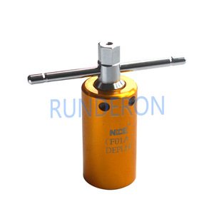 Image 2 - RUNDERON F01A وحدة صمام قياس الوقود راما إزالة إصلاح أداة السكك الحديدية المشتركة لصمامات دلفي