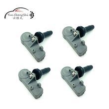 4pcs/lot OEM 68241067AB 56029398AB Tire pressure sensor for Chrysler jeep dodge tpms tire