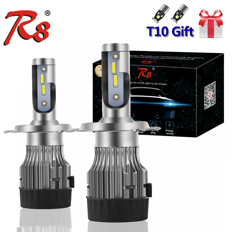 R8 F3 Series Automotive <font><b>LED</b></font> Car Headlight Conversion Kits H1 H3 H27 880 <font><b>H7</b></font> H11 5202 H4 9007 H13 <font><b>Light</b></font> Bulbs <font><b>Head</b></font> <font><b>Lamp</b></font> Restyling image