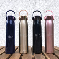nsulated cup Thermos Mug Stainless Steel 320 ml Double Wall Creative Thermos cup School Home office Coffee Drink Travel Cup i