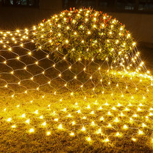 Ijspegel Light String 220V Eu Plug Tuin Gazon Lamp Gordijn Garland Voor Bruiloft Nieuwjaar Decor Patio Yard Landschap led Gazon Lampen(China)