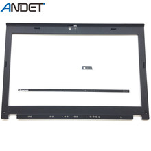 Новинка, Оригинальный чехол для Lenovo ThinkPad X220 X220I X230 X230i, передняя рамка для ЖК-экрана, корпус 04W2186 04W0605