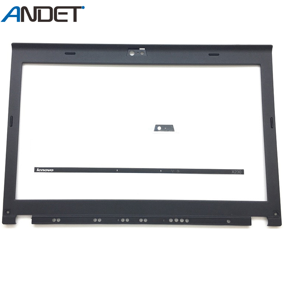 Brand New Front screen bezel for Lenovo ThinkPad X230 P//N 04W2186