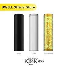 Mech Mod Vape Uwell Soulkeeper E-Cigarette 20700/21700-Battery 110-W-Support