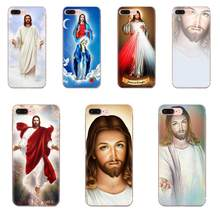 Divine Mercy Jesus Cross Best Coque For Huawei Honor Mate Nova Note 20 20s 30 5 5I 5T 6 7I 7C 8A 8X 9X 10 Pro Lite Play(China)