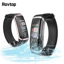 IP67 inteligente impermeable pulsera con supervisión de frecuencia cardiaca Smartband Smart pulsera hombres reloj de las mujeres para iOS Android Bluetooth Smartwatch